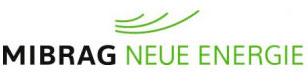 MIBRAG NEUE ENERGIE logo